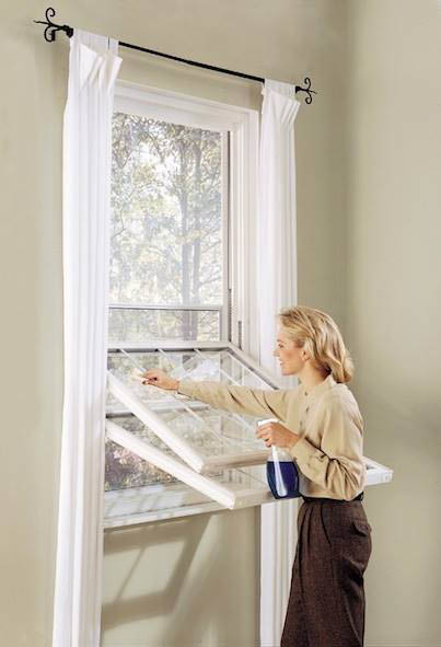 4000 Series windows from Window World are solid, sturdy and stable.