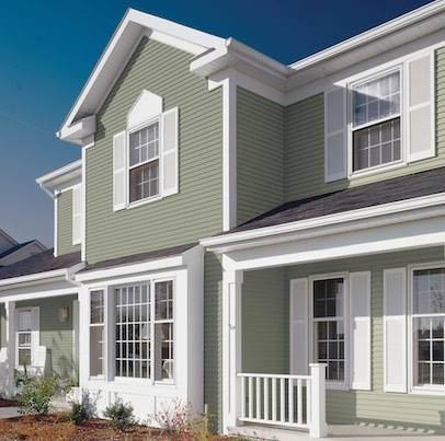 Window World offers siding options as well