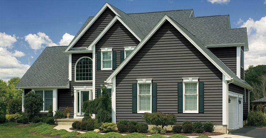 gutters siding windows doors