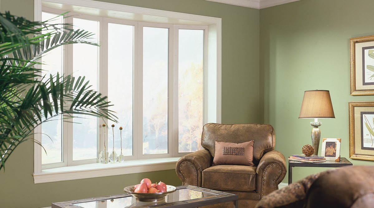 Replacement Casement Windows offers wide angle viewing