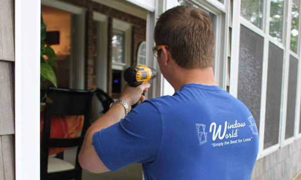 window world installation by technician window replacement coupon youngstown ohio