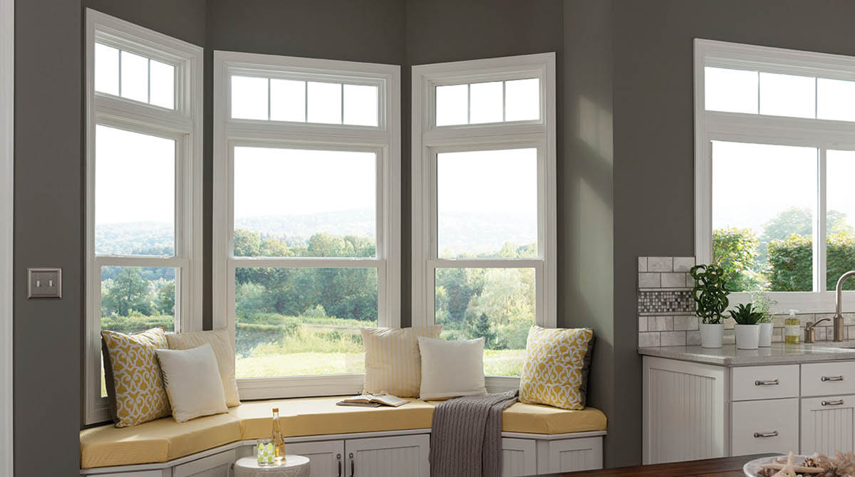 Double Hung Replacement Windows by Window World
