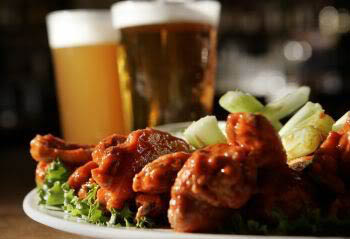 sports, beer and wings at Fast Eddie's bar suitland, maryland