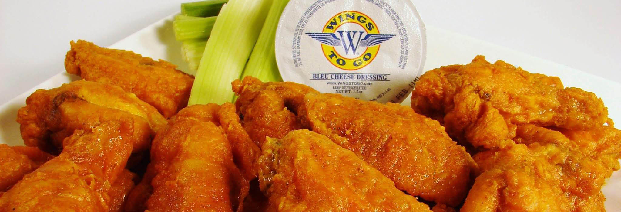 wings to go-wings,chicken wings,fries,bleu cheese,boneless wings, wings discount, take out