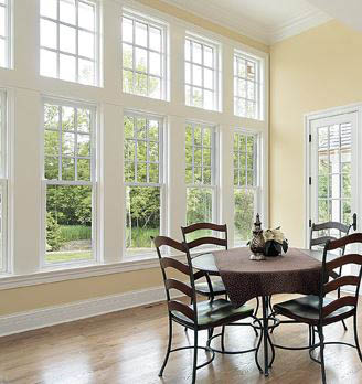 Double hung windows in Orange County, NY