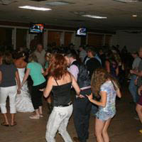 Line dancing is a mainstay at Winner's Circle Saloon - Grantville