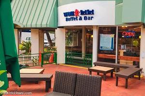 buffet, ala moana, wokkiki, bar