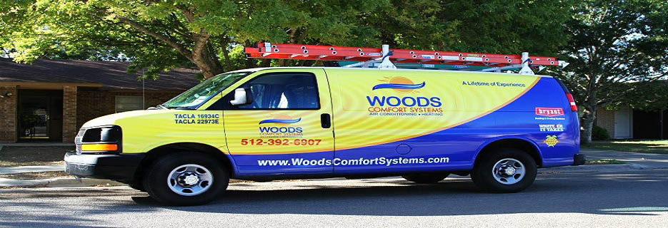Heating and AC Repair & Installation - Plumbing - Serving Central Texas & Surrounding Cities