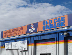 worldwide automotive albuquerque maintenance
