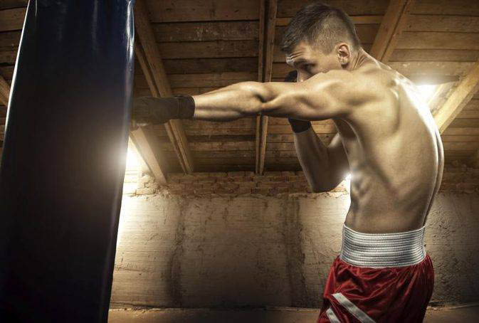 boxing classes; boxing centers in DuBois
