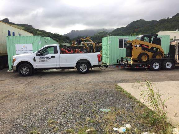 Windward Equipment Rentals delivery service