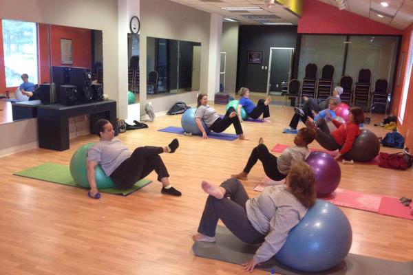 Wyandotte Athletic Club fitness classes