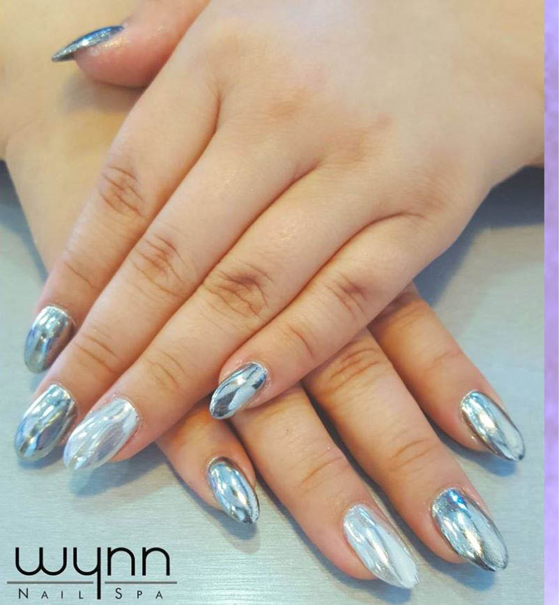 Wynn Nail Spa for callus removal, French manicure, nail design, gel and shellac, facials and massages