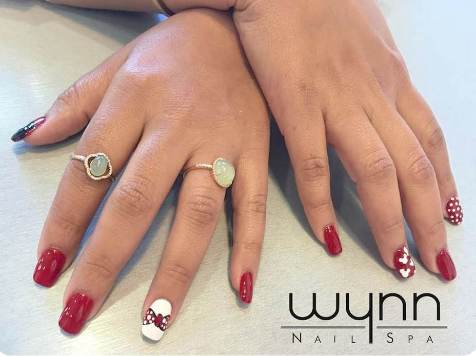 elegant nail salon; nail care; facials; Los Angeles Wynn Nail Spa
