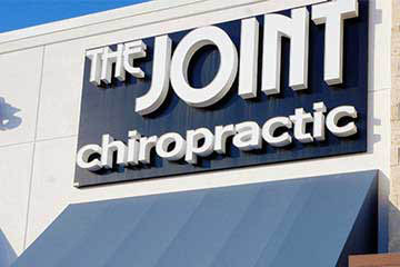 Exterior of The Joint Chiropractic office in Clearwater, FL