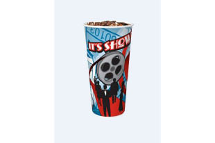 movie, beverage, cup