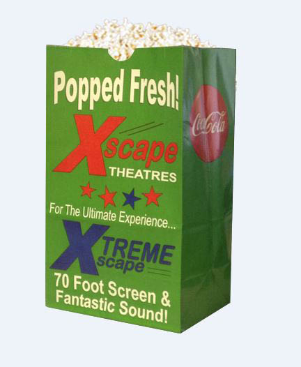 popcorn, movie, fresh