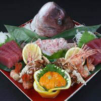 Only the freshest seafood will be on your plate at Yama