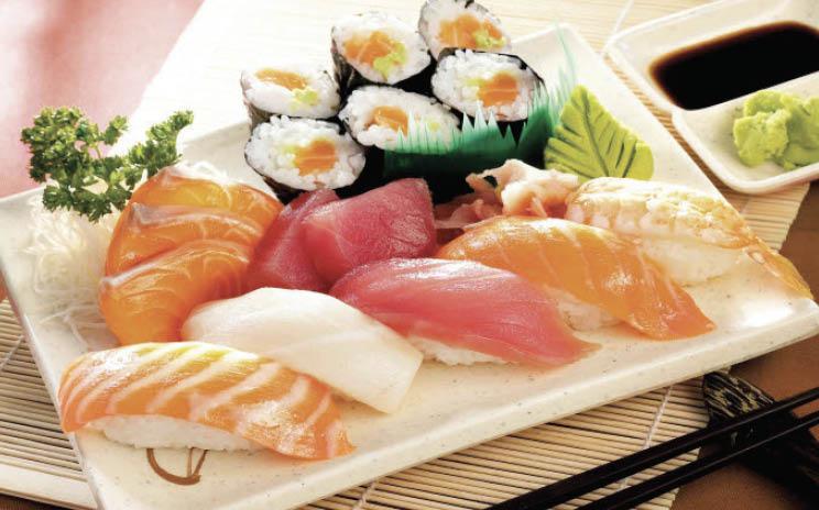 Yamato sushi house elm grove wi sushi dishes