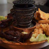 soup dish at Ying Cafe in Watauga TX