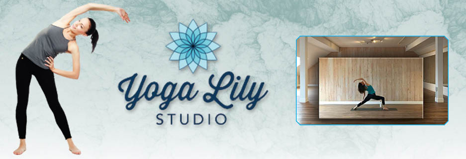Yoga Lily Studio in Trumbull, CT Banner Ad