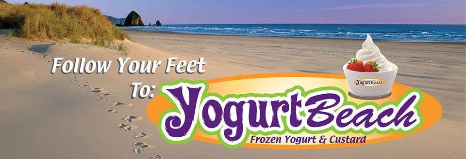 Yogurt Beach in Naperville, IL Banner Ad