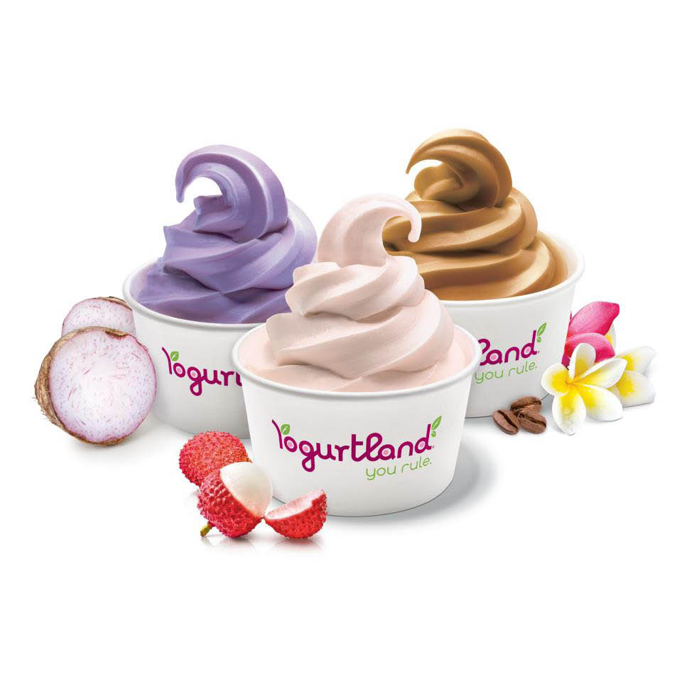 Frozen Yogurt Coupon-Fresh Froyo Toppings|Yogurtland
