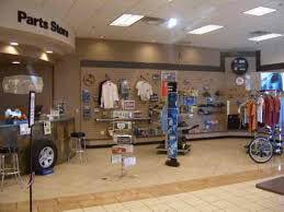 Our Parts & Service Department