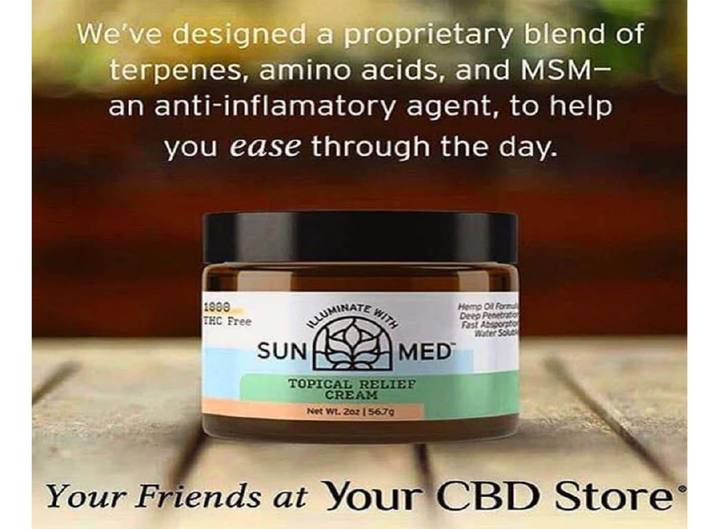 Your CBD Store relief