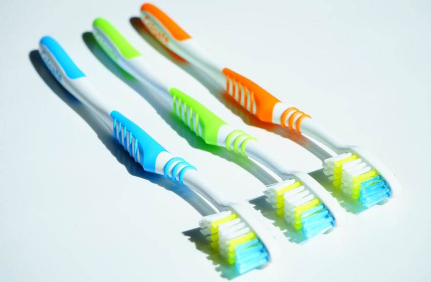 Using a toothbrush properly is the basis of good oral hygiene