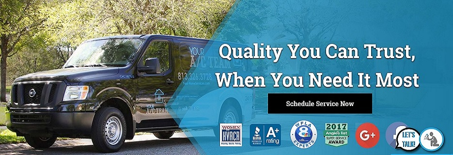 Your Home Services in Tampa, FL banner