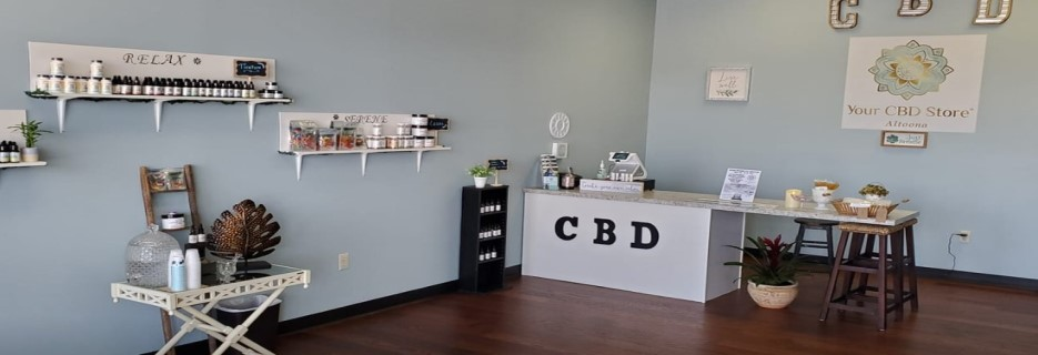 Your CBD Store - Altoona, PA banner