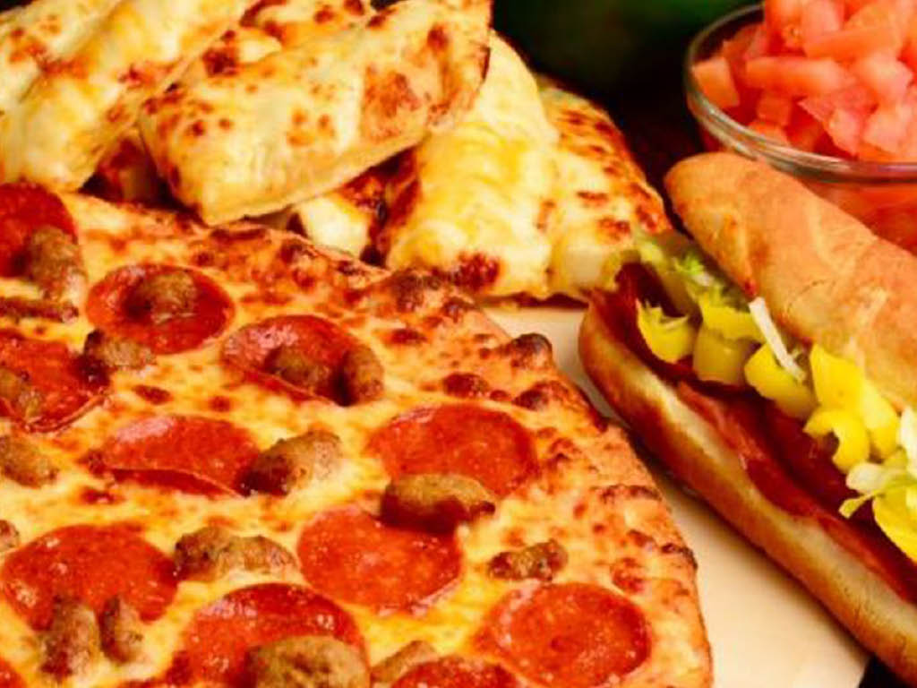 Zanzis Pizza carry out