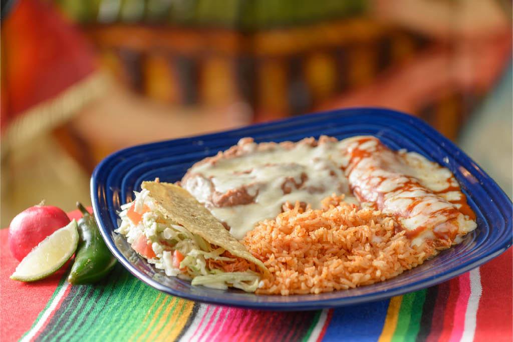 Enchiladas near me Taco Salad Mexican american favorites