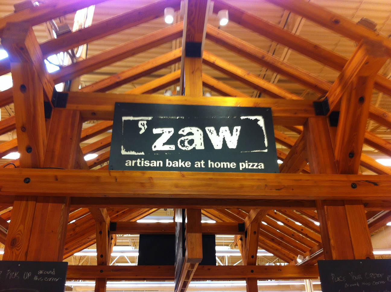 Zaw Artisan Bake at home pizza - nine locations throughout the Puget Sound and Greater Seattle area