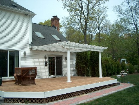 Decks by Zehnbauer's Construction Kitchen, Bath & More in Flanders NJ