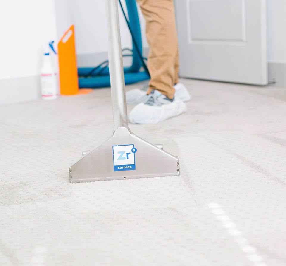 Zerorez carpet cleaning services Volusia County