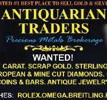 Antiquarian Traders in Gulf Breeze, FL logo