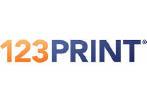 123PRINT logo in Waynesboro PA