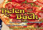 Helen Back Again; pizza, military discounts domestic draft