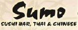 Sumo Sushi Bar,Thai & Chinese,Collins Ave.Sunny Isles Beach. Dine-In,Take-Out, Delivery & Catering.