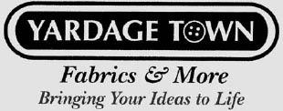 Yardage Town logo in San Diego, Chula Vista, El Cajon, Escondido, Encinitas CA
