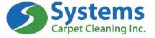 SYSTEM CARPET CLEANING logo
