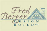 Fred Berger Design in Clarksburg Md logo, home remodeling, kitchen remodeling, bathroom remodeling