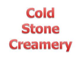 COLD STONE CREAMERY & ROCKY MOUNTIAN CHOCOLATES logo