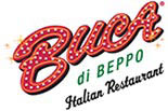 Buca di Beppo is a collection of neighborhood restaurants, lively atmosphere, authentic Italian.