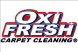 OXI FRESH CARPET CLEANING - Ask About Our Tile & Grout Special! logo