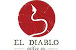 El Diablo Coffee Co Logo for Seattle WA