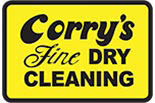 Corry's Fine Dry Cleaning logo Seattle, WA