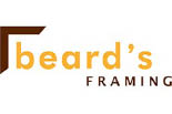 Beard's Framing logo in Portland, OR and Vancouver, WA